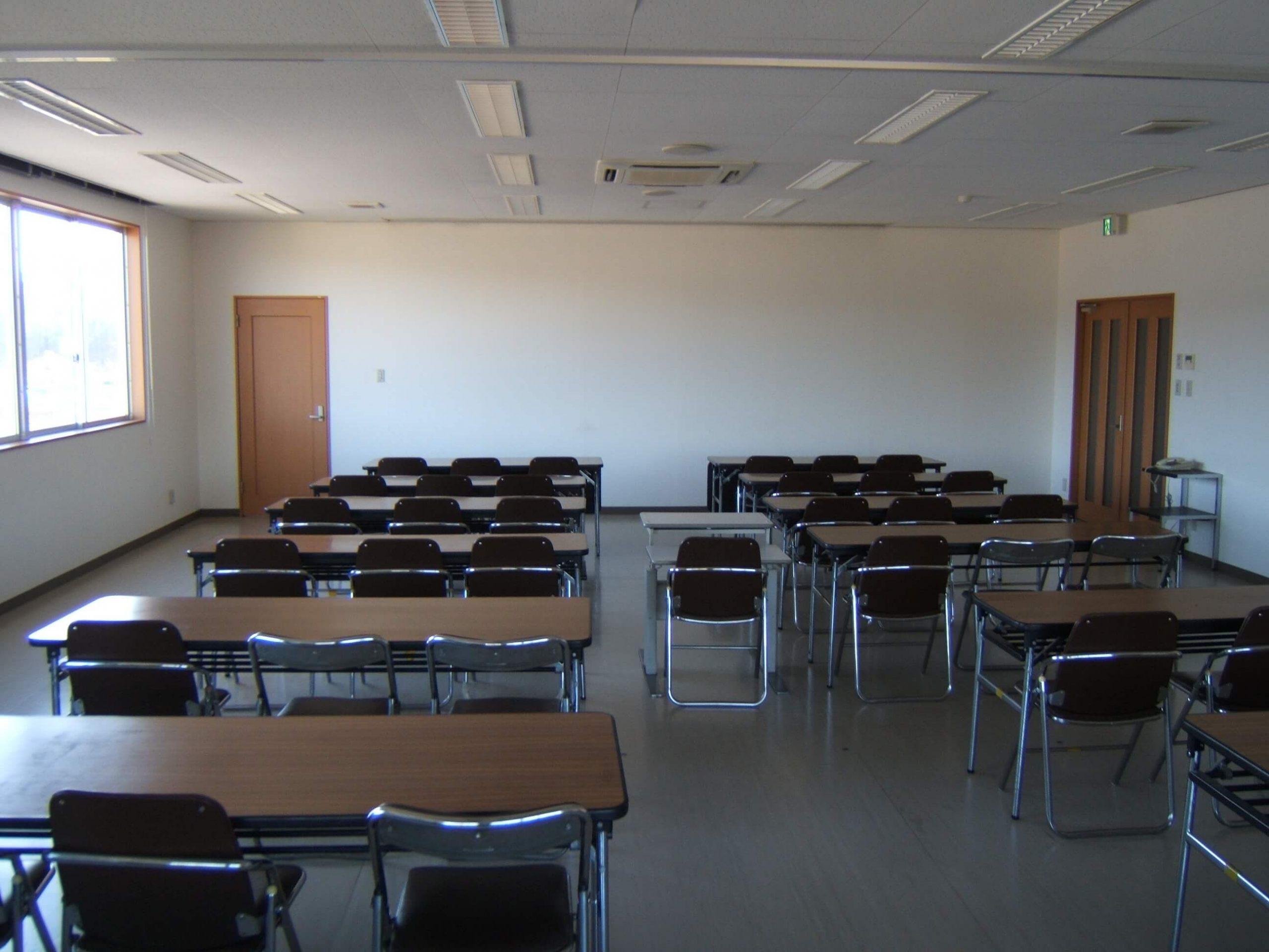 2階本館会議室