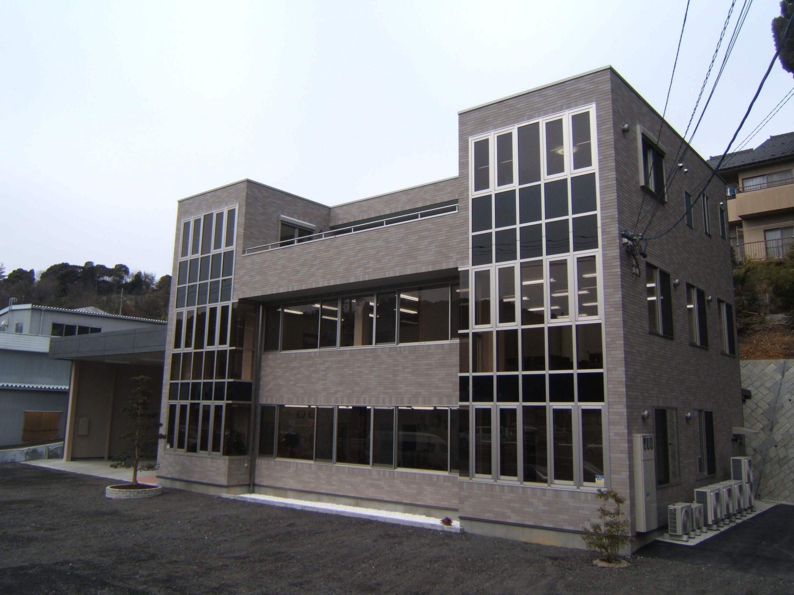 多治見市 ㈱愛晃事務所様 設計監理: ㈲山田一級建築設計事務所