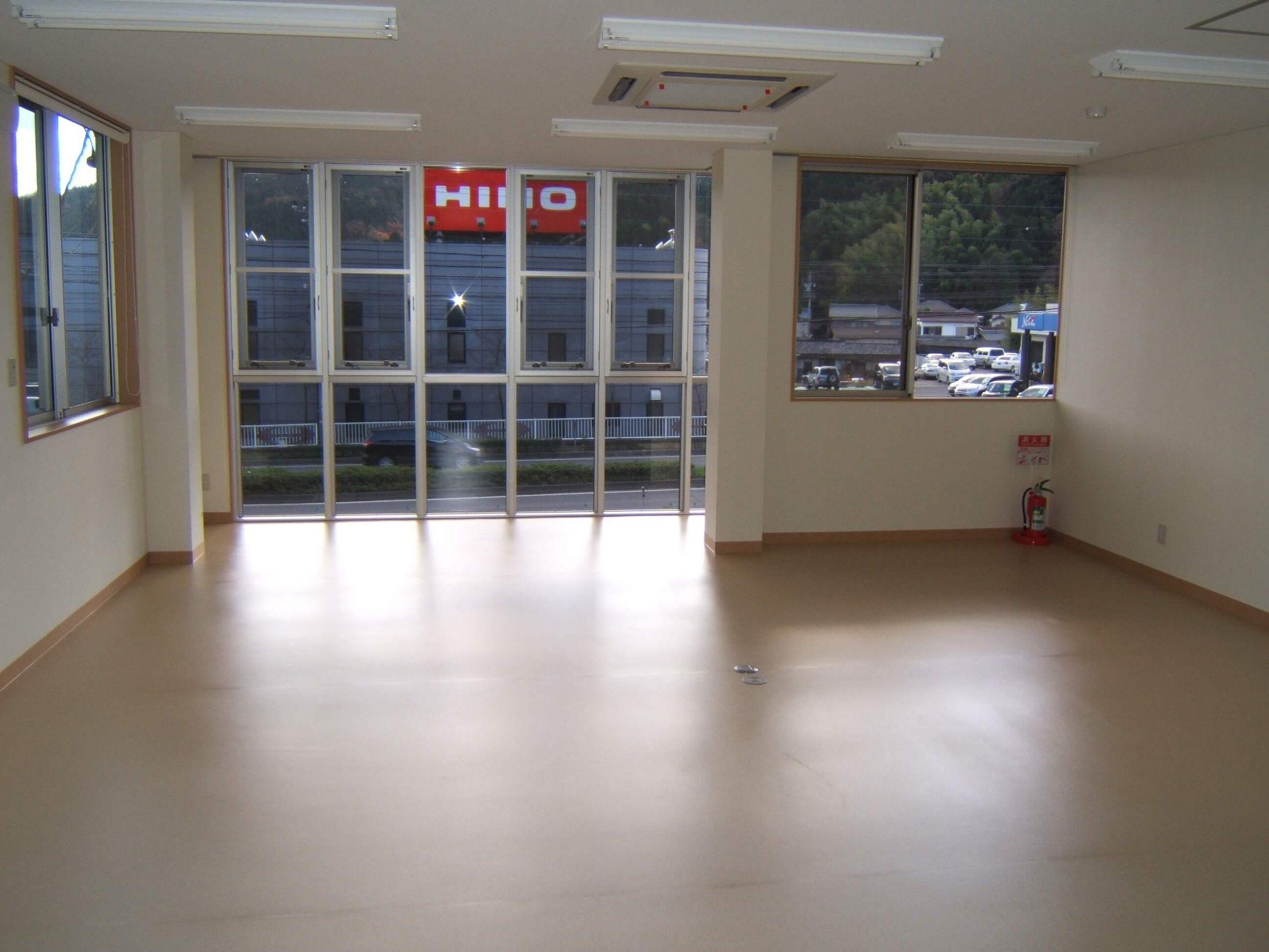 2階会議室の様子