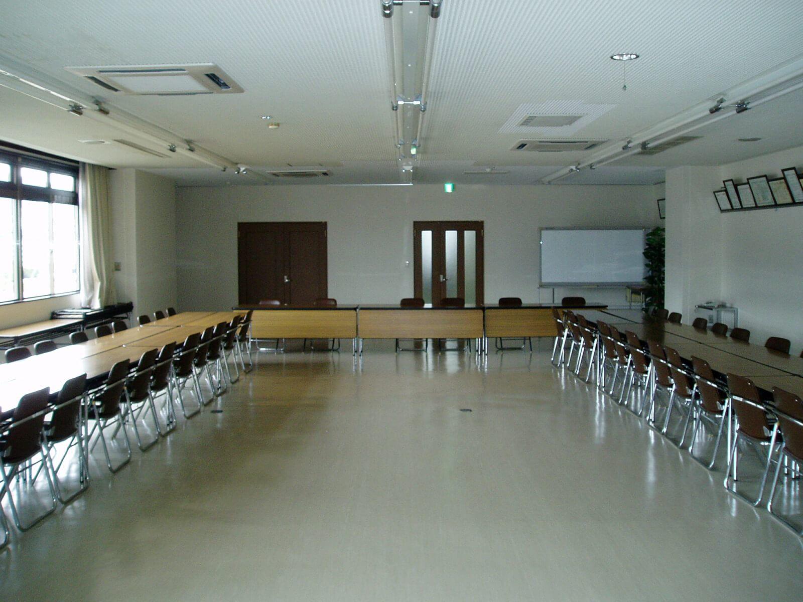 2階大会議室