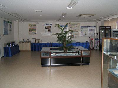 1階本館展示室