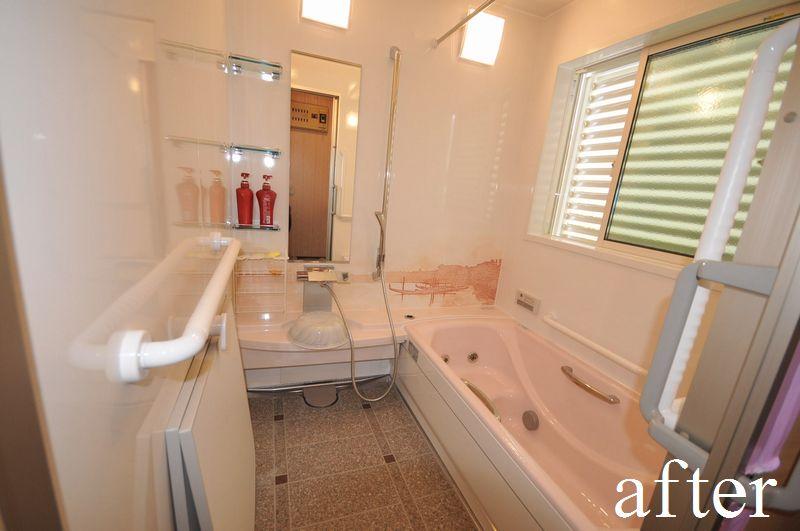 【浴室】タカラスタンダード製のシステムバス