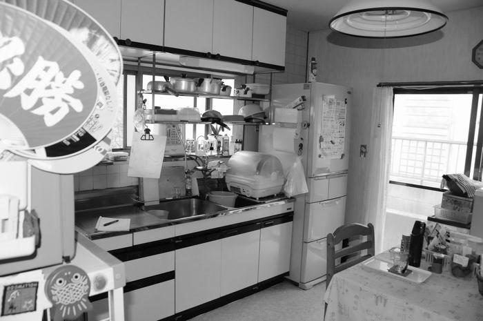 【リフォーム前】台所